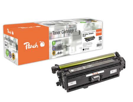 Peach  Tonermodul schwarz kompatibel zu HP Color LaserJet Enterprise MFP M 577 f