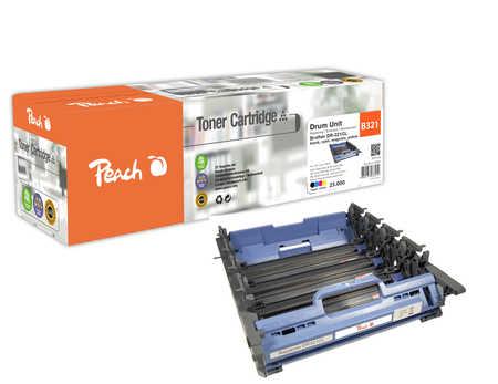 Peach  Trommeleinheiten, kompatibel zu Brother MFCL 8600 CDW