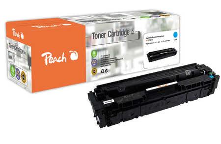Peach  Tonermodul cyan kompatibel zu HP Color LaserJet Pro M 252 n