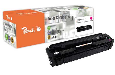 Peach  Tonermodul magenta kompatibel zu HP Color LaserJet Pro M 252 n