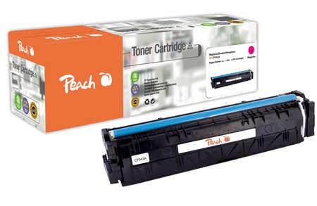 Peach  Tonermodul magenta kompatibel zu HP Color LaserJet Pro M 254 dw