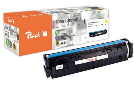 Peach  Tonermodul gelb kompatibel zu HP Color LaserJet Pro M 254 dw