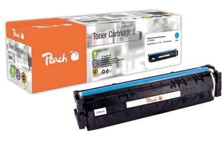 Peach  Tonermodul cyan kompatibel zu HP Color LaserJet Pro M 254 dw