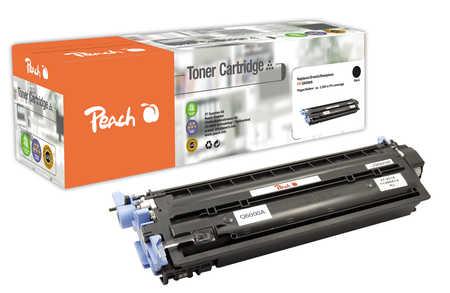 Peach  Tonermodul schwarz kompatibel zu HP Color LaserJet CM 1017
