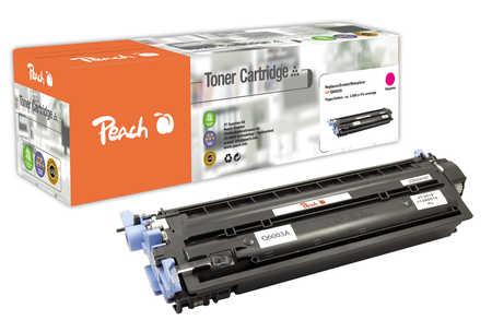 Peach  Tonermodul magenta kompatibel zu HP Color LaserJet CM 1017