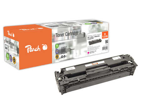 Peach  Tonermodul magenta kompatibel zu HP Color LaserJet CM 1300 Series