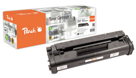 Peach  Tonermodul schwarz kompatibel zu Canon Laser Class 2060 P