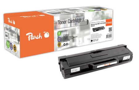 Peach  Tonermodul schwarz kompatibel zu Samsung ML-1660