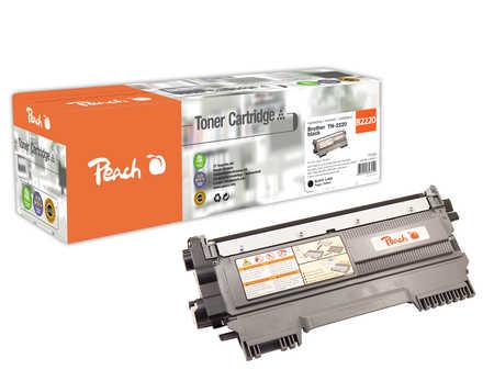 Peach  Tonermodul schwarz kompatibel zu Brother HL-2240 D