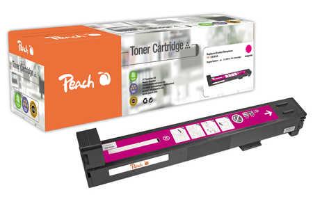 Peach  Tonermodul magenta, kompatibel zu HP Color LaserJet CM 6040 MFP