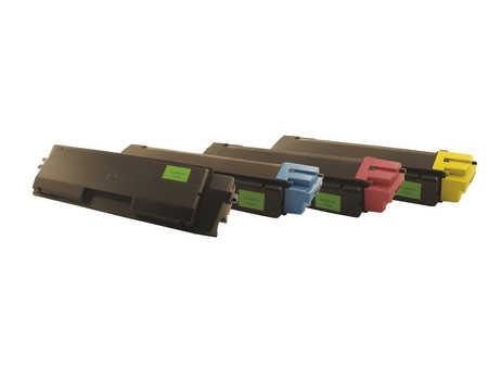 Peach  Spar Pack Tonermodule kompatibel zu Kyocera FSC 2026 MFP