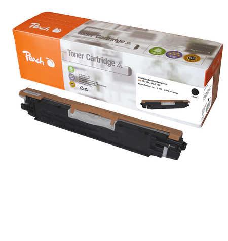 Peach  Tonermodul schwarz kompatibel zu HP Color LaserJet Pro MFP M 176 n