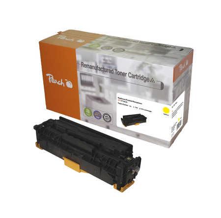 Peach  Tonermodul gelb kompatibel zu HP Color LaserJet Pro MFP M 476 dw