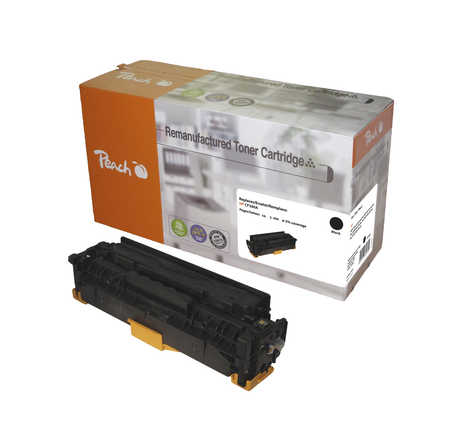 Peach  Tonermodul schwarz kompatibel zu HP Color LaserJet Pro MFP M 476 dw