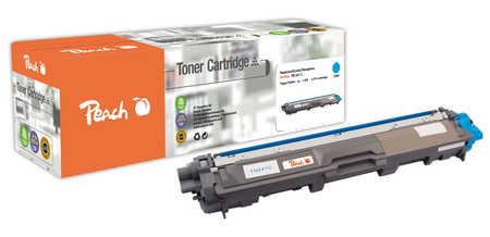 Peach  Tonermodul cyan, kompatibel zu Brother MFC-9340 CDW