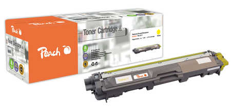 Peach  Tonermodul gelb, kompatibel zu Brother MFC-9340 CDW