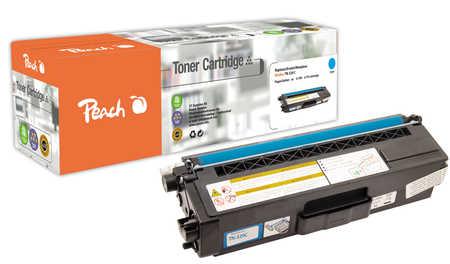 Peach  Tonermodul cyan kompatibel zu Brother MFCL 8600 CDW