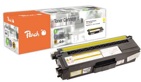 Peach  Tonermodul gelb kompatibel zu Brother MFCL 8600 CDW