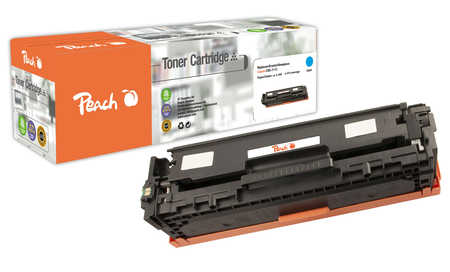 Peach  Tonermodul cyan kompatibel zu Canon ISensys LBP-5300