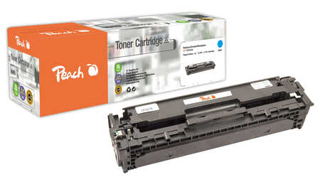 Peach  Tonermodul cyan kompatibel zu HP Color LaserJet Enterprise MFP M 680