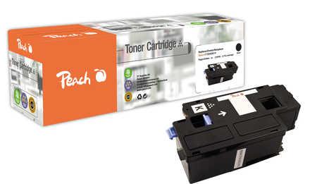 Peach  Tonermodul schwarz kompatibel zu Epson Aculaser CX 17 WF