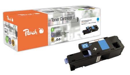 Peach  Tonermodul cyan kompatibel zu Epson Aculaser CX 17 WF