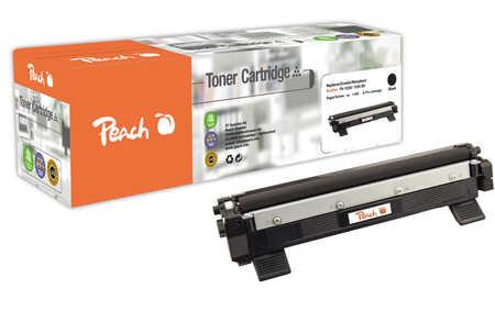 Peach  Tonermodul schwarz kompatibel zu Brother DCP-1510