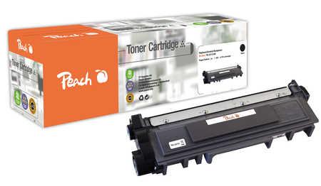 Peach  Tonermodul schwarz kompatibel zu Brother MFCL 2700 DW