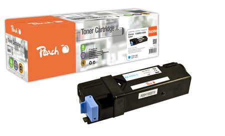 Peach  Tonermodul cyan kompatibel zu Xerox WC 6505 N