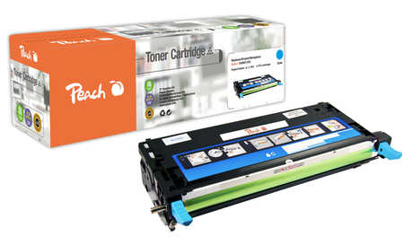 Peach  Tonermodul cyan kompatibel zu Xerox Phaser 6280 DN