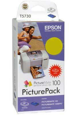 Original Epson Foto Pack Epson Picturemate 100