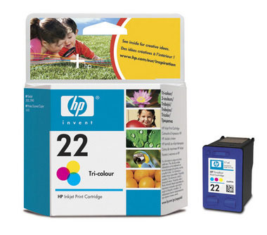 Original  Tintenpatrone color HP OfficeJet 4625