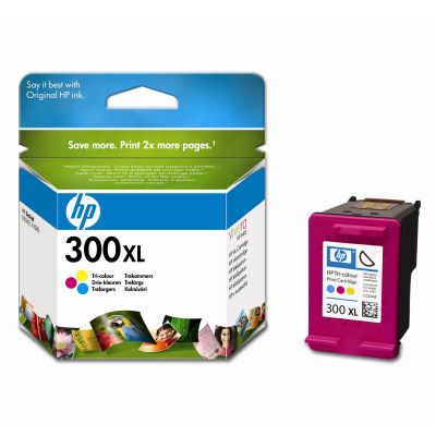 Original  Tintenpatrone color, High Capacity HP DeskJet F 4213