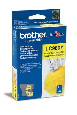 Original  Tintenpatrone gelb Brother DCP-163 C