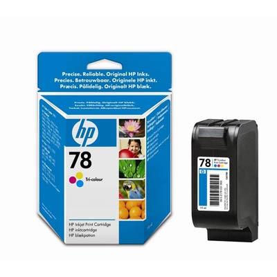 Original  Tintenpatrone color HP DeskJet 3816