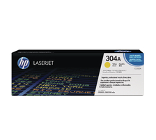 Original  Tonerpatrone gelb HP Color LaserJet CM 2320 N MFP
