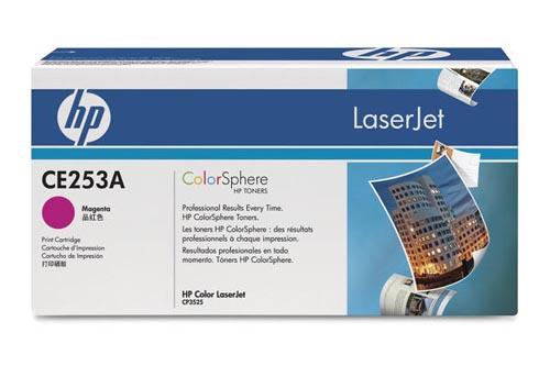 Original  Tonerpatrone magenta HP Color LaserJet CM 3530 FS MFP