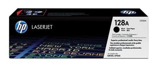 Original  Tonerpatrone schwarz HP LaserJet Pro CP 1525