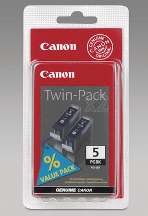 Original 2  Tintenpatronen schwarz, Canon Pixma IP 4200