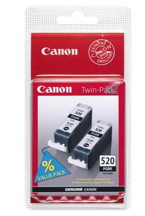 Original 2  Tintenpatronen schwarz, Canon Pixma MP 620