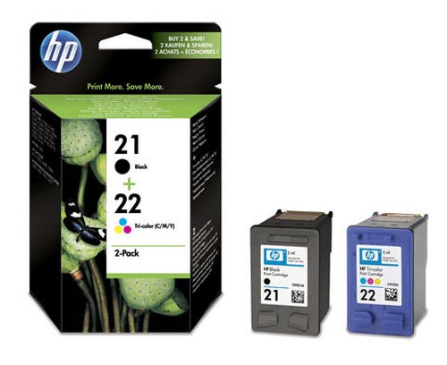 Original  Combopack Tinte schwarz, color, HP OfficeJet 4625