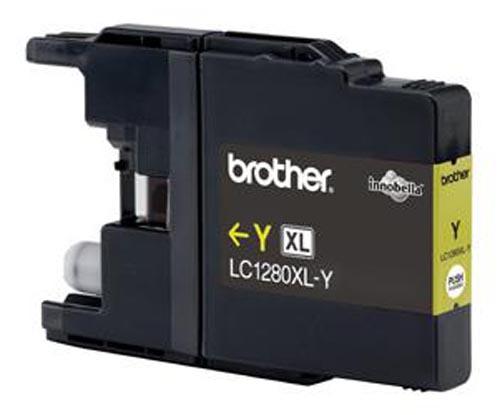Original  Tintenpatrone gelb HY, Brother MFCJ 6510 DW