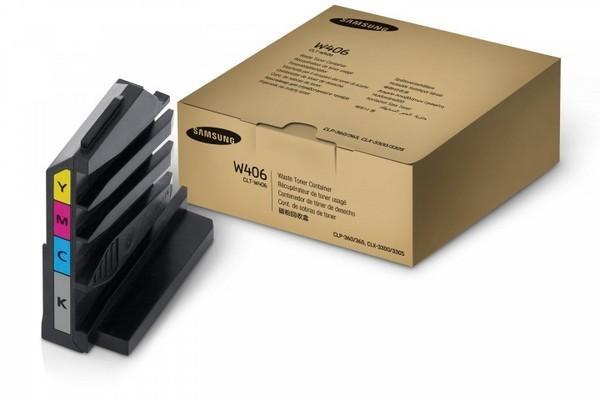 Original  Resttonerbehälter Samsung CLP-360 N