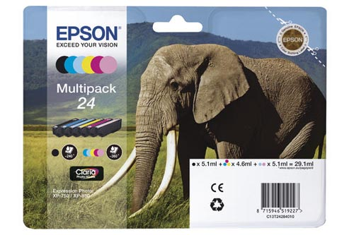 Original  Multipack Tinte 6-farbig Epson Expression Photo XP-950