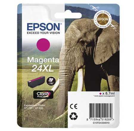Original  Tintenpatrone XL magenta Epson Expression Photo XP-950