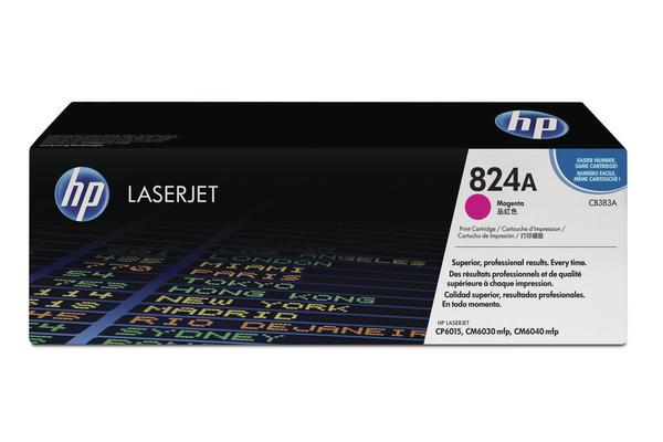 Original  Tonerpatrone magenta HP Color LaserJet CM 6040 MFP
