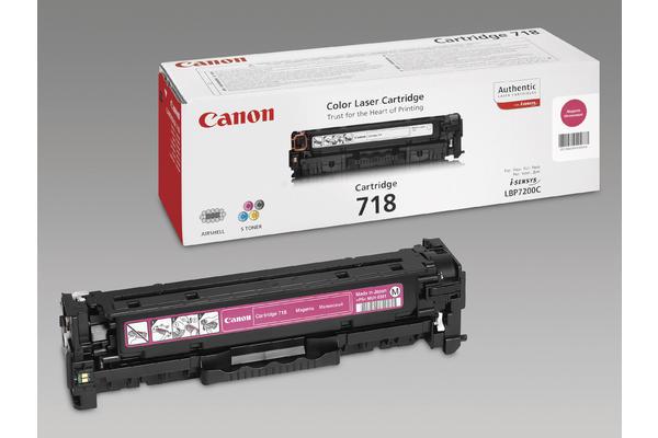 Original  Tonerpatrone magenta Canon ISensys LBP-7200 cdn