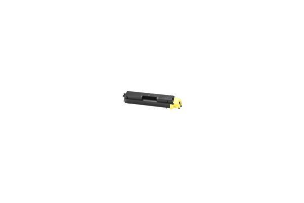 Original  Tonerpatrone gelb Kyocera FSC 2026 MFP