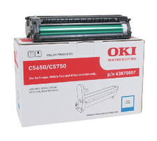 Original  Drum Unit, cyan OKI C 5650 N