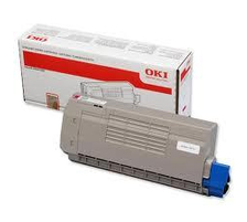 Original  Tonerpatrone magenta OKI C 710 DTN
